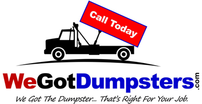 High Point Dumpster Rental in Guilford County NC