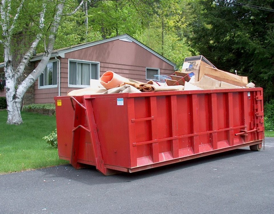 New Hanover County Dumpster Rental in Wilmington NC
