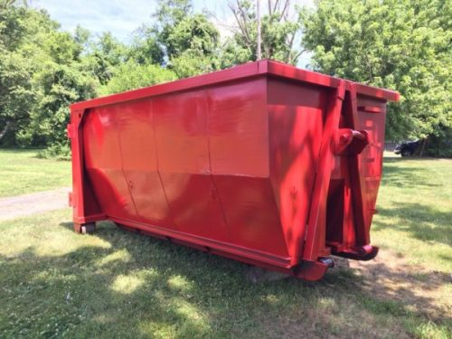 Dumpster Rental Wake County